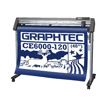 Graphtec Italia plotter da taglio professionale CE6000-120