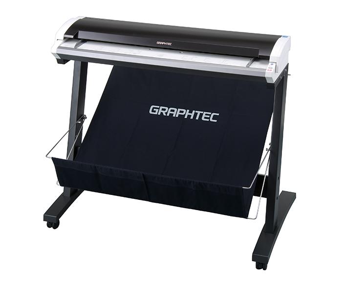 Scanner professionale Graphtec CSX500 lato