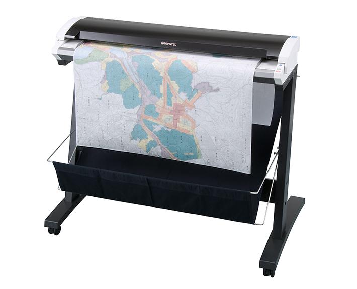 Scanner professionale Graphtec CSX500 scansione